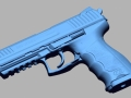 thumbs HK P30L 9mm 3D Scanning & Inspection of Weapons