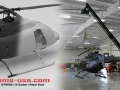 thumbs EMS Helicopter Bell Scan Aerospace
