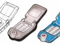 thumbs product design cell phone Consumer Products