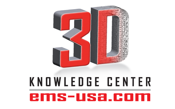 EMS Knowledge Center logo 1 3D Software