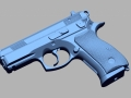 thumbs CZ 75P 01 9mm 3D Scanning & Inspection of Weapons