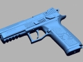 thumbs CZ P 09 9MM 3D Scanning & Inspection of Weapons