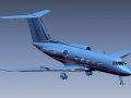 Gulfstream 3D Scan data