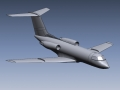 Gulfstream 3D CAD data