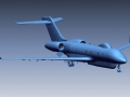 Global Express 3D Scan data