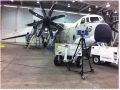 Aircraft 3D scanning