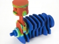 3D Print FEA, CFD and other information right on the model.