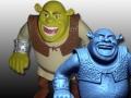 Shrek toy 3D scan