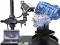 Automotive intake 3D scan