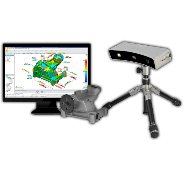 Geomatic Capture Mini 3D Scanner at EMS