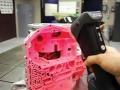14 laser lines for fast 3D Scanning