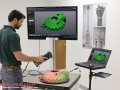 3D Scanning a casting