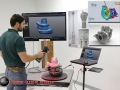 HandySCAN 3D Scanning of a turbo