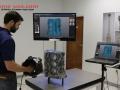 3D scan of an engine block