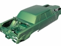 3D scan data of the Green Hornet Car