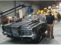 3D scan of the Green Hornet Car