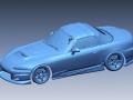 Honda S2000 3D Scan data