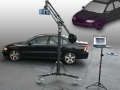 3D scanning of a volvo