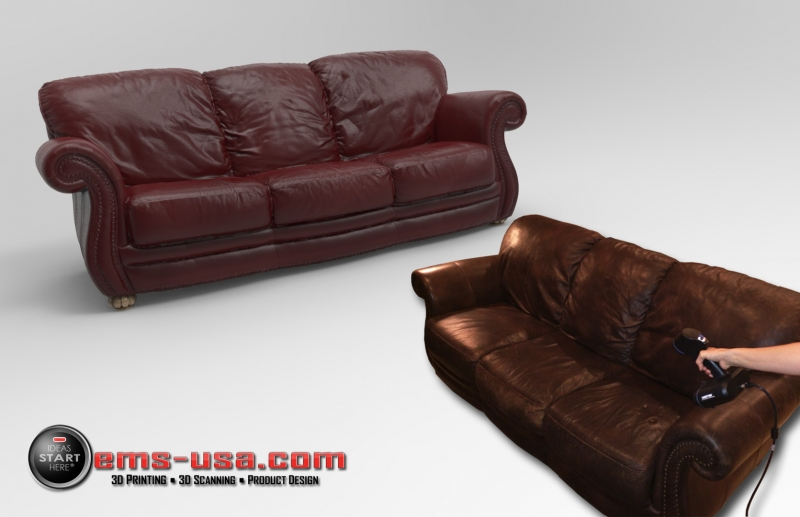 EMS Couch GoSCAN 2 Entertainment & Theme Parks