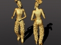3D scan of sculpture