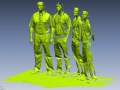 3D scan of people