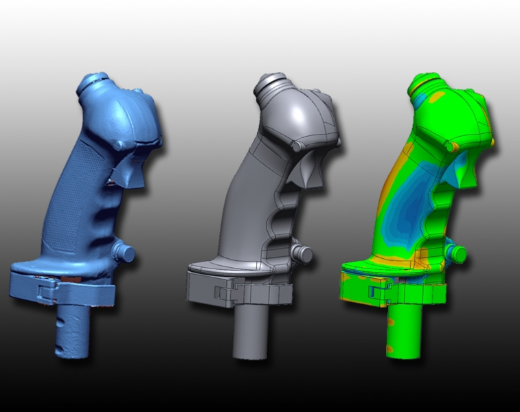 3d Printing And Scanning For Military And Defense