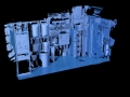 Control room 3D Scan data