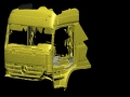 3D Scan data of a truck