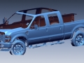 Ford Truck sample 3D Scan data