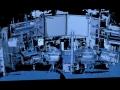 Ship control room scan data