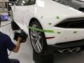 3D Scanning of a Lamborghini Huracan