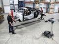 MetraSCAN 3D scan large parts