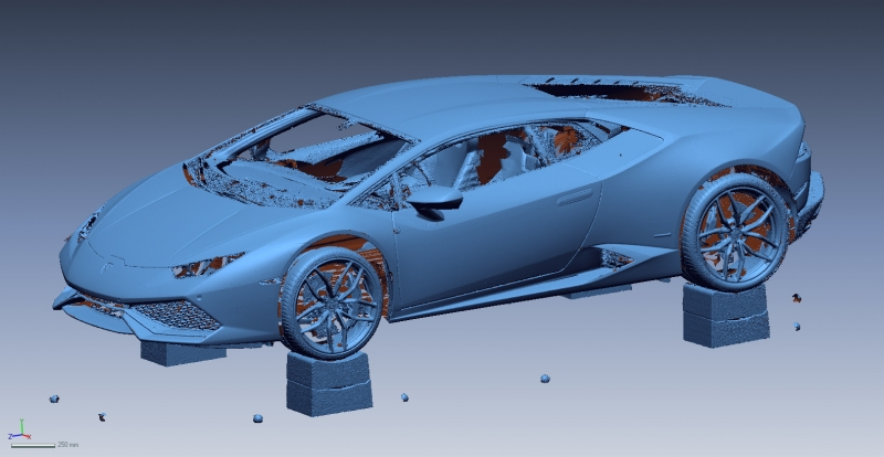 MetraSCAN 3D - Engineering & Manufacturing Services