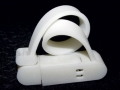SLS offers extremely durable Nylon materials
