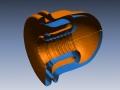 3D Scan complex parts completely