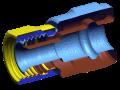3D scan complex assemblies in one setup