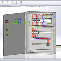 EMS SW Electrical icon 200 SOLIDWORKS