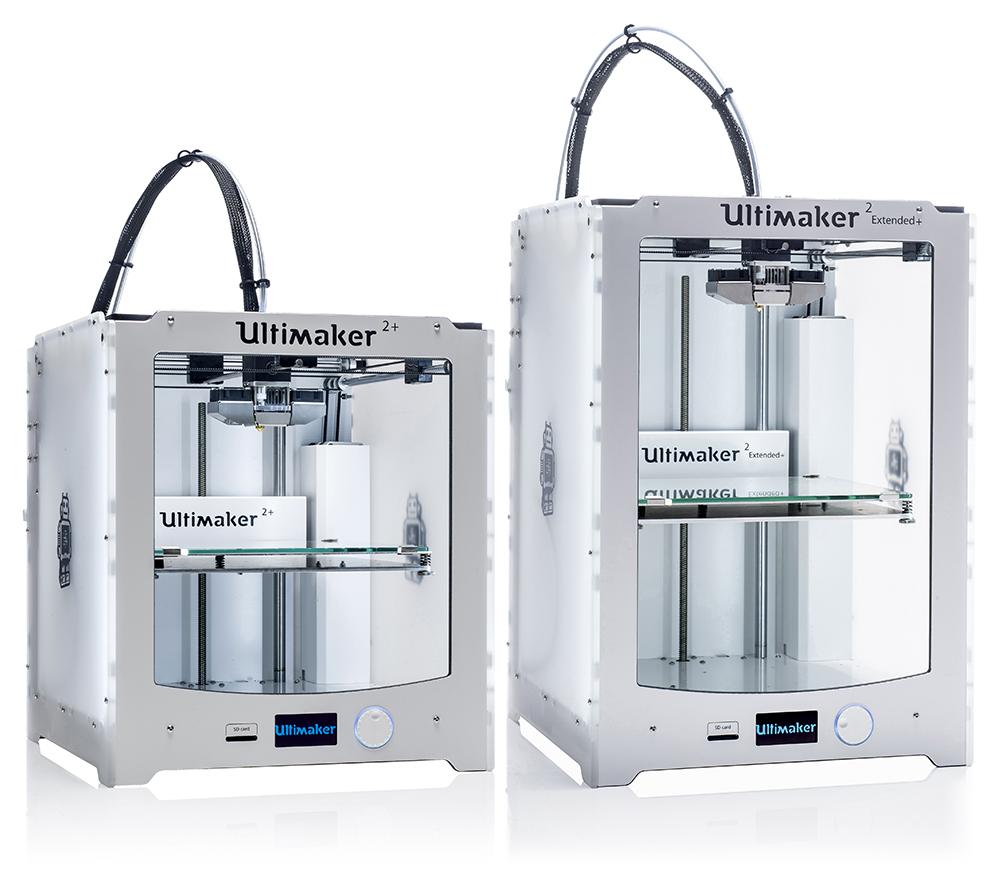 Ultimaker 2 duo 1000 1 Ultimaker 2+ 3D Printers